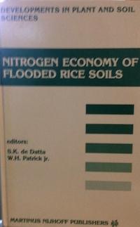 De Datta, S.K. 1986 in Nitrogen Economy of Flooded Rice Soils  pp171-186.  Martinus Nijhoff Publishers, Dordrecht/Boston/Lancaster